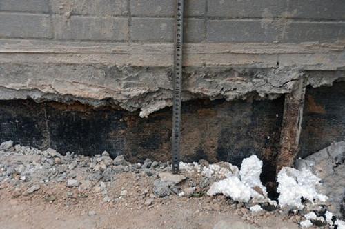 地基下沉所采用的四种竞博jbo方法