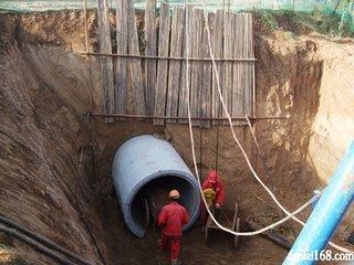 北京马路顶管穿管施工
