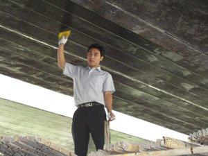 混凝土结构改造竞博jbo施工