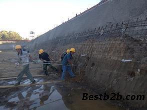 基坑护坡围护施工