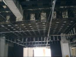 楼板裂缝粘钢竞博jbo施工