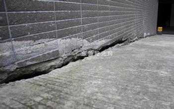 房屋地基下沉裂缝注浆竞博jbo