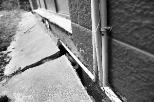 楼房基础沉降往一边倾斜怎么竞博jbo