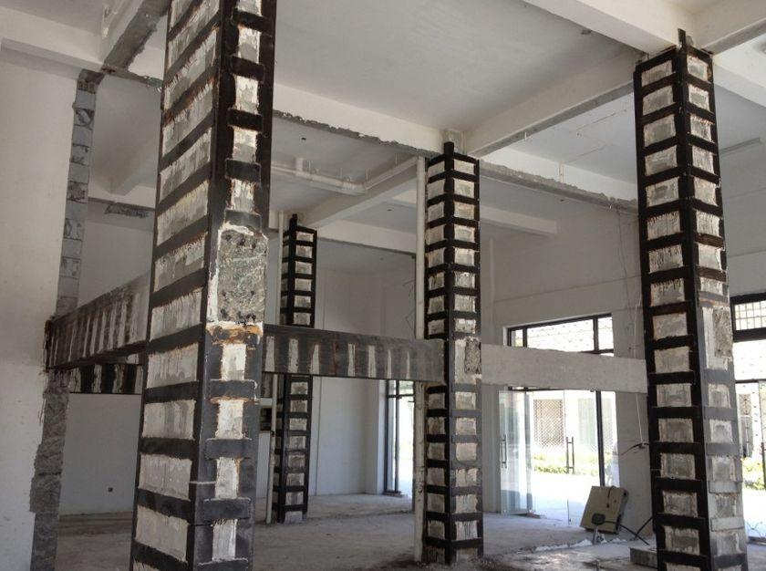 建筑结构植筋竞博jbo粘碳纤维布竞博jbo